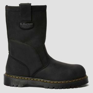 Dr Martens pull on steel toe work boots 39